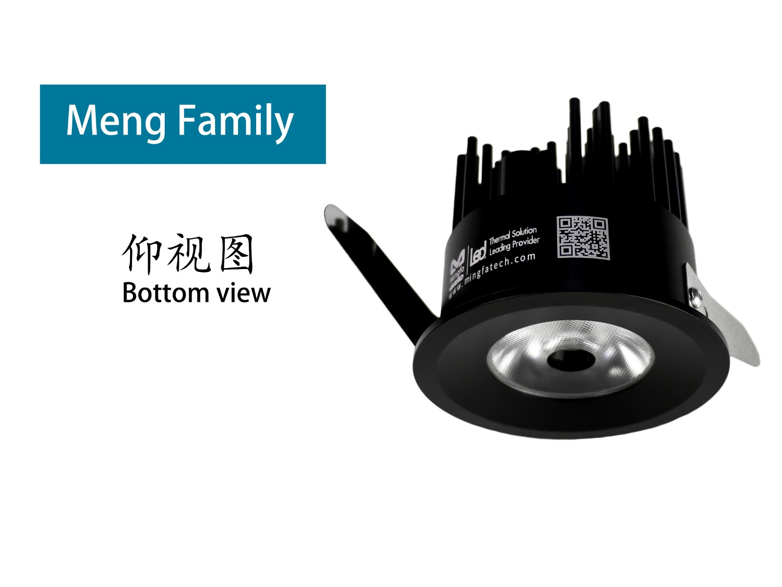Mingfa Tech-New Product Pre-sale| Exquisite Compact Recessed Led Ceiling Spotlight-meng-2