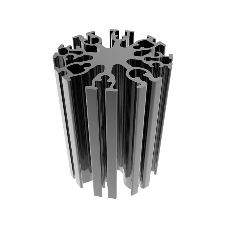 Mingfa Tech-Heat Sink | Fanled-382038503880 Mini Star heatsink led-3
