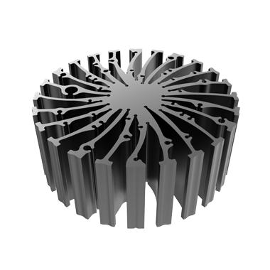 Mingfa Tech-Etraled-130201304013050 cylindrical extruded aluminum heatsink-3