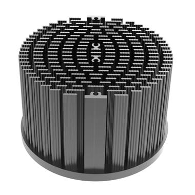 Mingfa Tech-Manufacturer Of Xled-80308050 Pin Fin aluminum heat sink-3